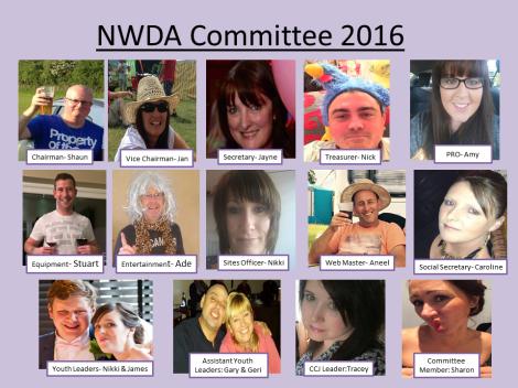 NWDA Committee 2016